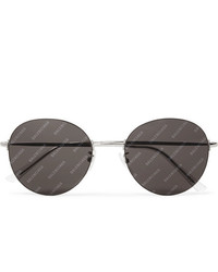 Gafas de sol en gris oscuro de Balenciaga