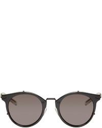 Gafas de sol en gris oscuro de Christian Dior
