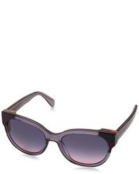 Gafas de sol en gris oscuro de Marc by Marc Jacobs
