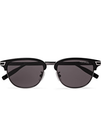 Gafas de sol en gris oscuro de Montblanc