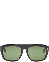 Gafas de sol en gris oscuro de Tom Ford