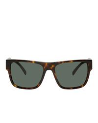 Gafas de sol en gris oscuro de Versace
