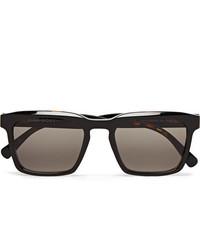 Gafas de sol en marrón oscuro de Dick Moby