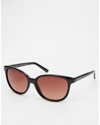 Gafas de sol en marrón oscuro de Ted Baker