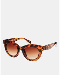 Gafas de sol en tabaco de Asos