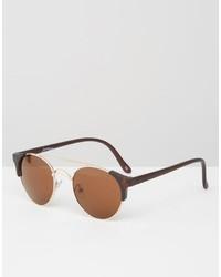 Gafas de sol en tabaco de Jeepers Peepers