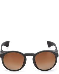 Gafas de sol en tabaco de Mykita