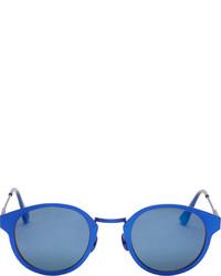 Gafas de sol en turquesa