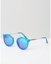 Gafas de Sol en Turquesa de Jeepers Peepers
