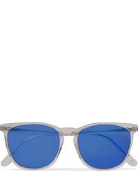 Gafas de sol en turquesa de L.G.R