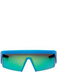Gafas de sol en turquesa de Mykita