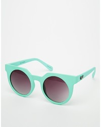 Gafas de sol en verde menta de Asos
