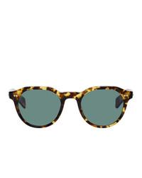 Gafas de sol en verde menta de Eyevan 7285