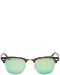 Gafas de sol en verde menta de Ray-Ban