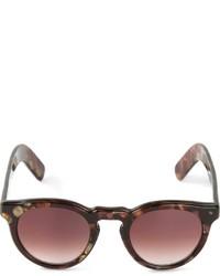 Gafas de sol estampadas negras de Cutler & Gross