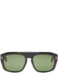 Gafas de Sol Gris Oscuro de Tom Ford