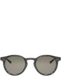 Gafas de sol grises de Damir Doma