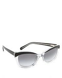 Gafas de sol grises de Kate Spade