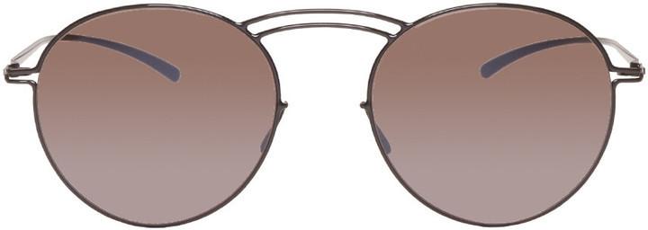 Gafas de sol grises de Maison Margiela