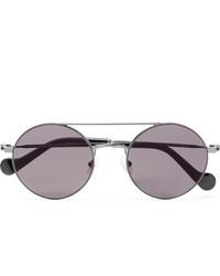Gafas de sol grises de Moncler
