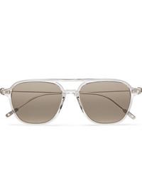 Gafas de sol grises de Montblanc
