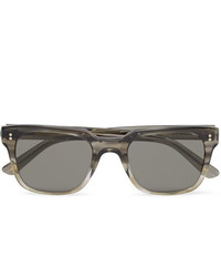 Gafas de sol grises de Moscot