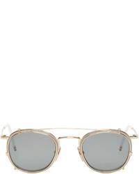 Gafas de sol grises de Thom Browne