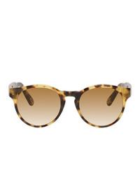 Gafas de sol marrón claro de Chloé