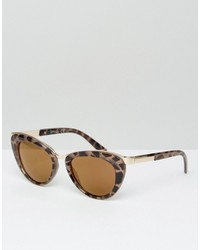 Gafas de sol marrón claro de Jeepers Peepers