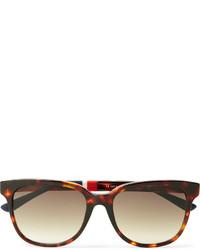 Gafas de sol marrón claro de Orlebar Brown