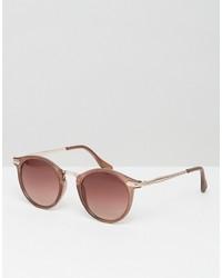 Gafas de sol marrónes de A. J. Morgan
