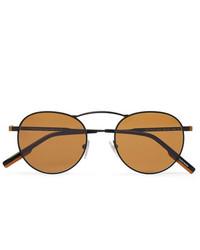 Gafas de sol marrónes de Ermenegildo Zegna