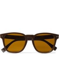 Gafas de sol marrónes de Fendi