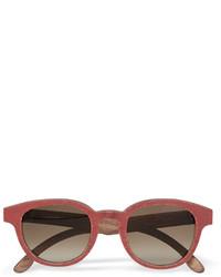 Gafas de sol marrónes de Isaia
