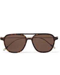 Gafas de sol marrónes de Montblanc