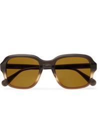 Gafas de sol marrónes de Moscot