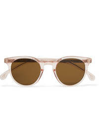 Gafas de sol marrónes de Paul Smith