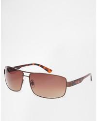 Gafas de sol marrónes de Peter Werth