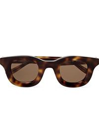 Gafas de sol marrónes de Rhude