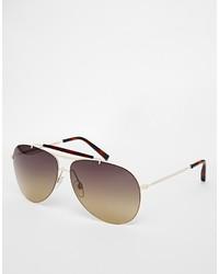 Gafas de Sol Marrónes de Tommy Hilfiger