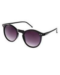 Gafas de sol morado oscuro de Aj Morgan