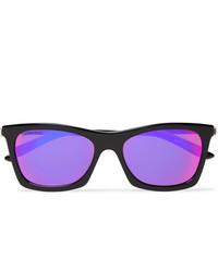 Gafas de sol morado de Balenciaga