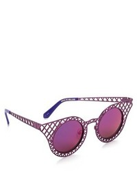 Gafas de Sol Morado de House of Holland