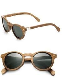 Gafas de sol mostaza