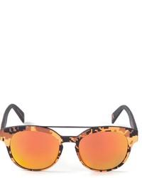 Gafas de sol naranjas de Italia Independent