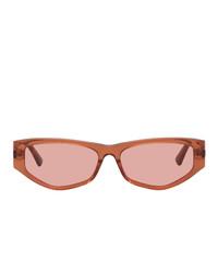 Gafas de sol naranjas de McQ Alexander McQueen