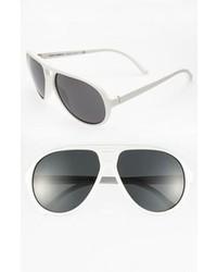 Gafas de Sol Negras y Blancas