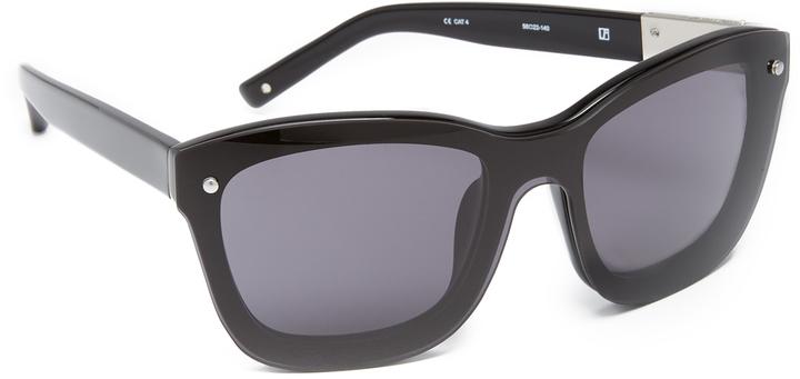 Gafas de sol negras de 3.1 Phillip Lim
