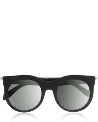 Gafas de sol negras de Alexander McQueen