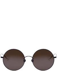 Gafas de sol negras de Ann Demeulemeester